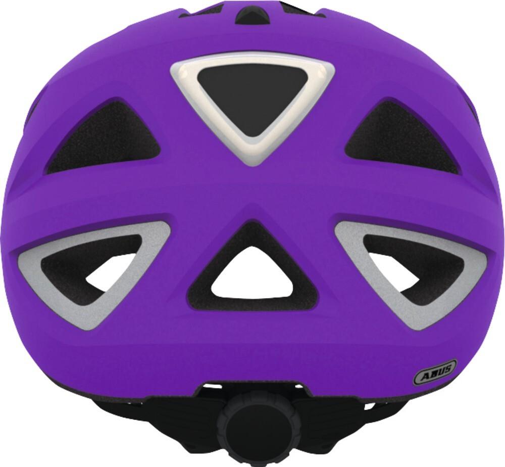 abus urban i 2 0 casque de v lo femme violet. Black Bedroom Furniture Sets. Home Design Ideas